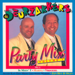 De Deurzakkers - Party mix volume 1